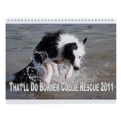 2011 TDBCR calendar