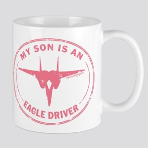 My Son is an Eagle Driver Mug