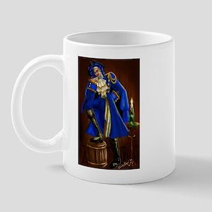 Blue Beard Mug