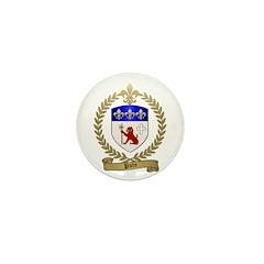 PATE Family Crest Mini Button