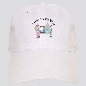 little brother big sister matching shirts Cap