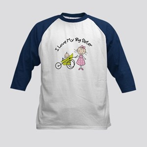 little brother big sister matching shirts Kids Bas