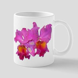 Pink Cattleya Mug