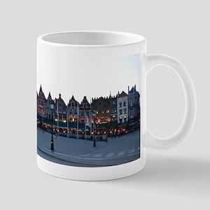 Bruges at Night Mug