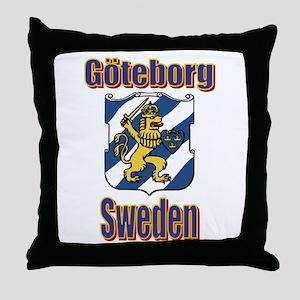 Gothenburg Throw Pillow