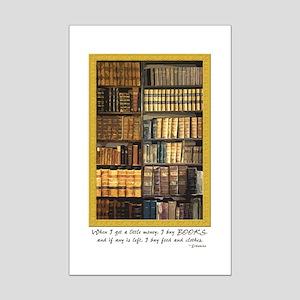 Erasmus Quote Mini Poster Print