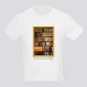 Erasmus Quote Kids Light T-Shirt