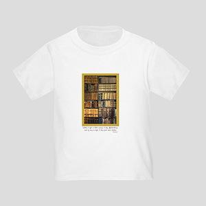 Erasmus Quote Toddler T-Shirt