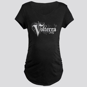 Volterra Itally Maternity Dark T-Shirt