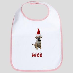 Nice Puggle Bib