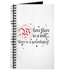 Where Will... Journal