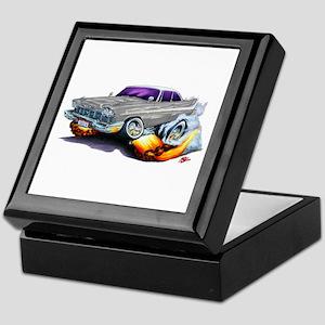 1958-59 Fury Grey Car Keepsake Box
