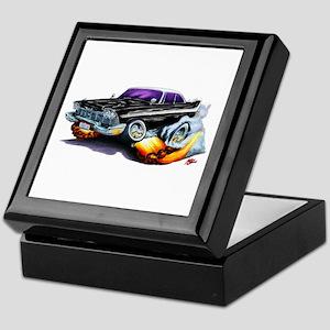 1958-59 Fury Black Car Keepsake Box