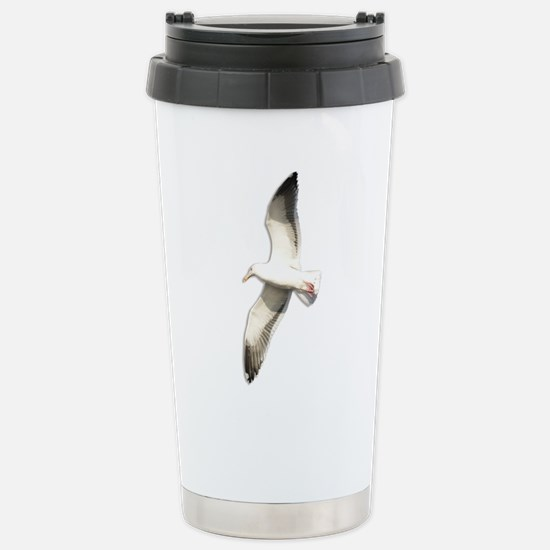 Helaine's Soaring Seagull Stainless Steel Travel M