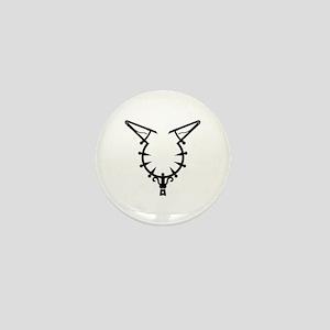 Witch Catcher Mini Button