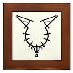 Witch Catcher Framed Tile