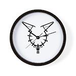 Witch Catcher Wall Clock