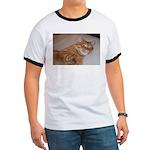 Cat Nap Ringer T