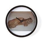 Tabby Wall Clock