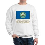 New Hampshire Proud Citizen Sweatshirt
