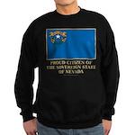Nevada Proud Citizen Sweatshirt (dark)