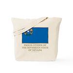 Nevada Proud Citizen Tote Bag