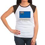 Nevada Proud Citizen Women's Cap Sleeve T-Shirt