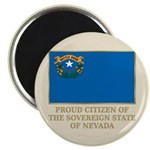 Nevada Proud Citizen Magnet