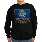 Nebraska Proud Citizen Sweatshirt (dark)