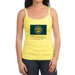 Nebraska Proud Citizen Jr. Spaghetti Tank
