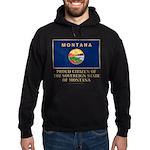 Montana Proud Citizen Hoodie (dark)