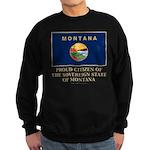 Montana Proud Citizen Sweatshirt (dark)