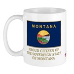 Montana Proud Citizen Mug