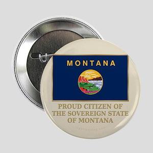 "Montana Proud Citizen 2.25"" Button"