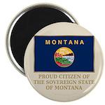 Montana Proud Citizen Magnet
