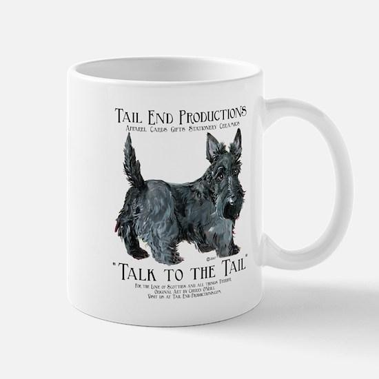 Scottie Logo Tail End Mug