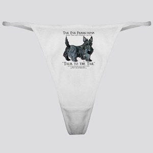 Scottie Logo Tail End Classic Thong