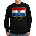 Missouri Proud Citizen Sweatshirt (dark)