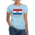 Missouri Proud Citizen Women's Light T-Shirt