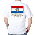 Missouri Proud Citizen Golf Shirt