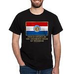 Missouri Proud Citizen Dark T-Shirt