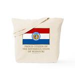 Missouri Proud Citizen Tote Bag