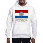 Missouri Proud Citizen Hooded Sweatshirt