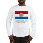 Missouri Proud Citizen Long Sleeve T-Shirt