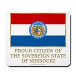 Missouri Proud Citizen Mousepad