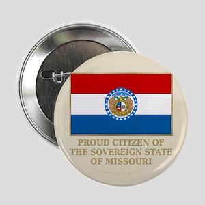 """Missouri Proud Citizen 2.25"""" Button"""