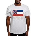 Mississippi Proud Citizen Light T-Shirt