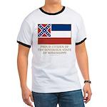 Mississippi Proud Citizen Ringer T