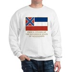 Mississippi Proud Citizen Sweatshirt