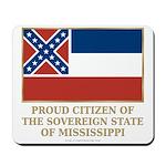 Mississippi Proud Citizen Mousepad